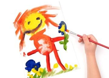 Учим детей рисовать человека: простые схемы и рекомендации