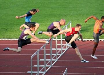 Легко ли заниматься лёгкой атлетикой