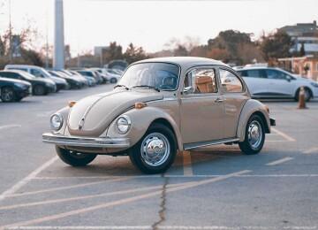 Какой автомобиль называют «Жуком»