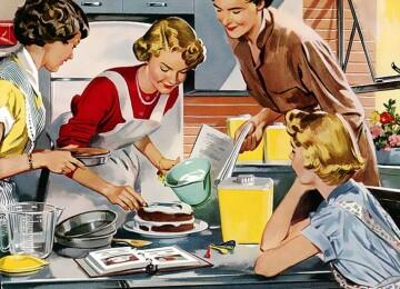Доклад на тему Домохозяйка (профессия)