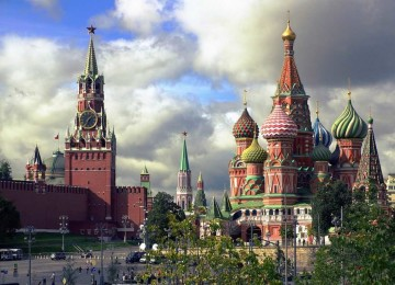Как строился Кремль