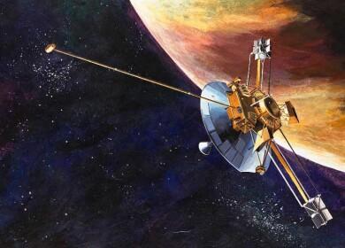 Космический аппарат, улетевший дальше всех