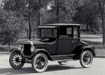 Кто выпустил первый массовый автомобиль