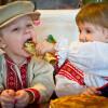 Как сделать интересные блины на Масленицу вместе с детьми