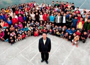 6 самых необычных семей со всего мира, которые вас удивят