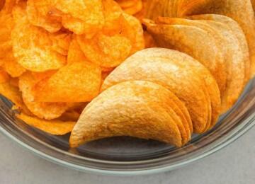 Как возникли чипсы