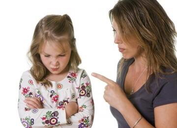 Как заставить ребёнка слушаться