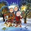 «Рождество Христово» детям через фрески и строфы