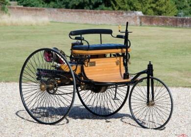 Кто построил первый в мире автомобиль