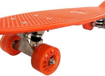 Как выбрать скейтборд для начинающих детей