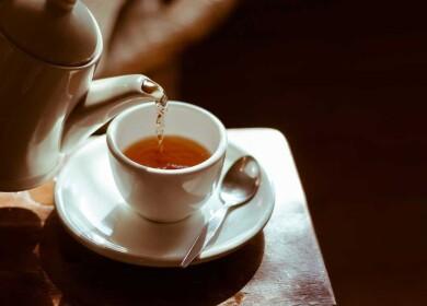 Когда чай попал в Европу