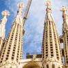Самое известное сооружение в Барселоне
