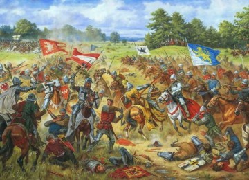 Какое значение имела Грюнвальдская битва