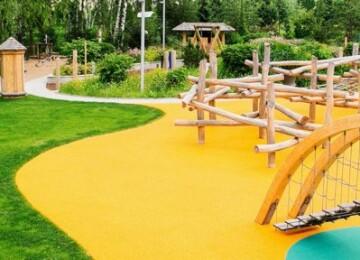 Wunderpark — лучшее место для детей на Новой Риге