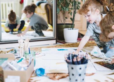 Беспорядок и дети – позволять или запрещать