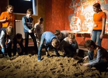 Топ-10 детских развлекательных центров в Москве