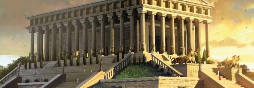 Кто разрушил храм греческой богини Артемиды