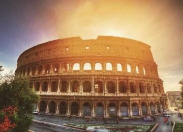 Где в Древнем Риме сражались гладиаторы