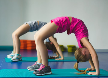 С какого возраста отдавать ребенка в спортивную секцию? Отвечаем!