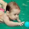 Выбор надувного бассейна для ребенка