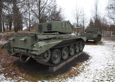 Когда в боевых действиях впервые стали применяться танки