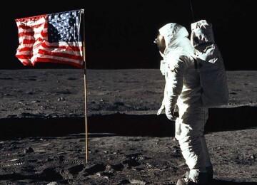 Первый человек, ступивший на поверхность Луны