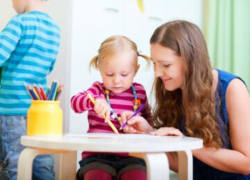 Игры с аутичным ребенком — Елена Янушко