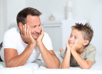 Как стать авторитетом в глазах ребенка?