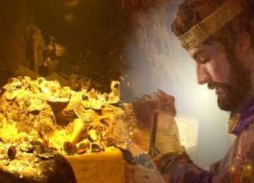 Где спрятаны сокровища царя Соломона