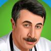 Лечение насморка по Комаровскому