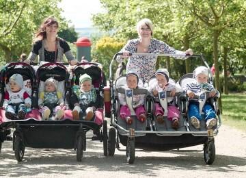 10 самых больших семей в мире по количеству детей