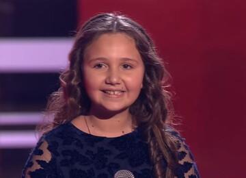 Олеся Казаченко — победитель 7 сезона Голос.Дети