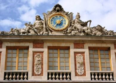 Самый известный дворец во Франции