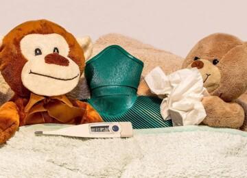 Почему дети начинают часто болеть, как только идут в детский сад