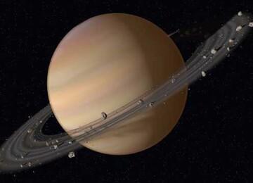 ТОП-10 Увлекательных фактов о планете Сатурн