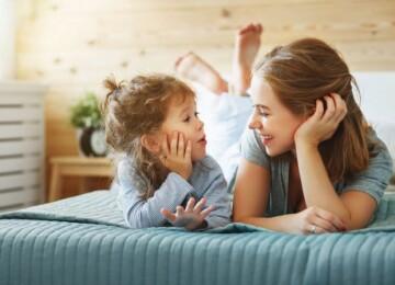 Как ребенку восстановить режим дня после праздников