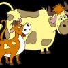 Сказка про зимующих животных на ночь для ребенка