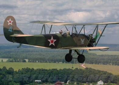 Секрет живучести самолёта У-2