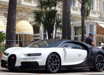 Самые быстрые и мощные серийные автомобили
