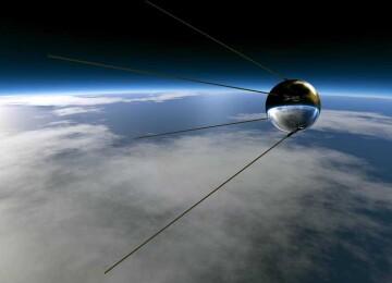 Запуск в космос первого космического аппарата