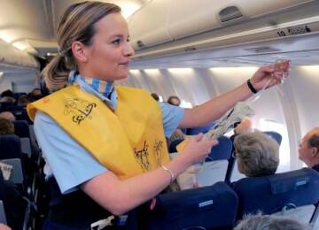Лучшая профессия в мире – стюардесса. Шик и обаяние на высоте