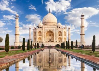 Самое известное здание в Индии