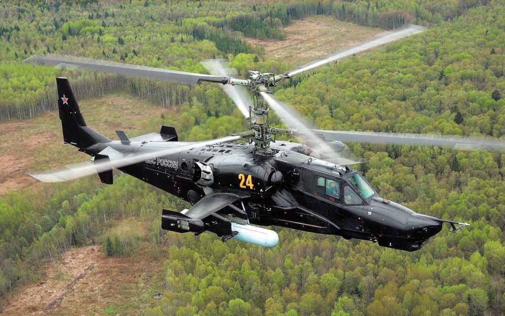 Вертолёт «Чёрная акула»