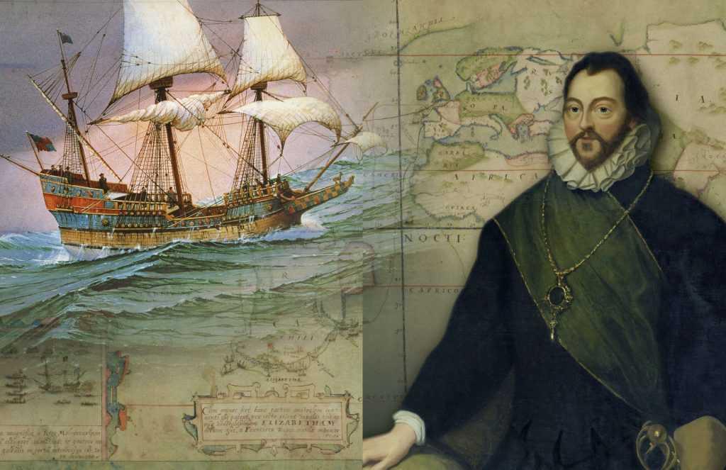 Чем знаменит пират Фрэнсис Дрейк