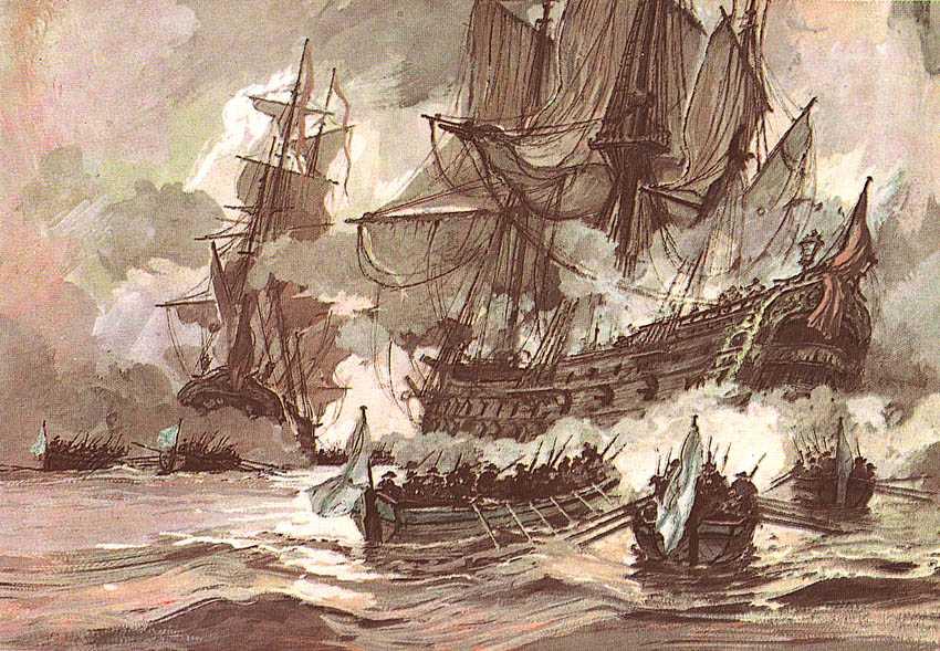 Чем знаменательна дата 11 сентября 1790 года