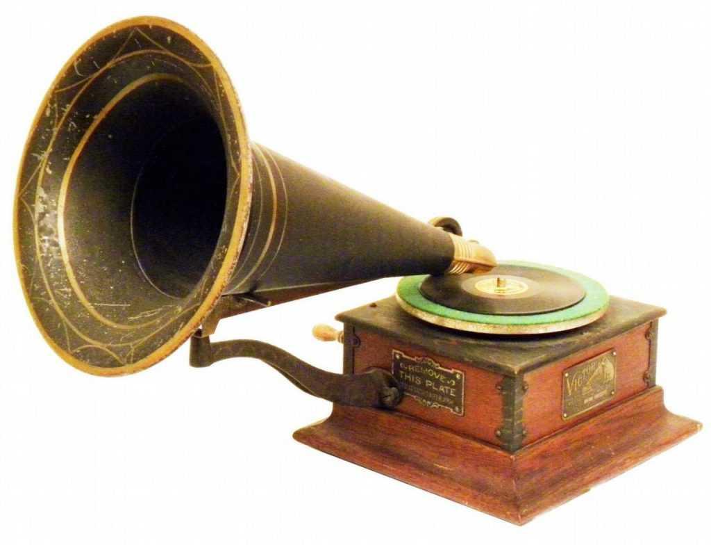 Что такое фонограф