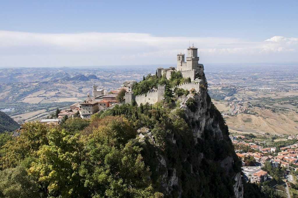 Сан-Марино — «пример свободы»