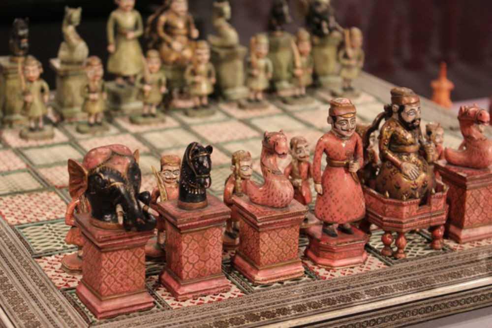 Откуда пришли шахматы
