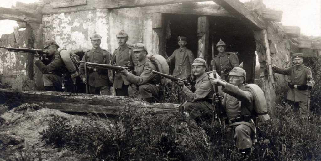 Сколько стран участвовало в Первой мировой войне