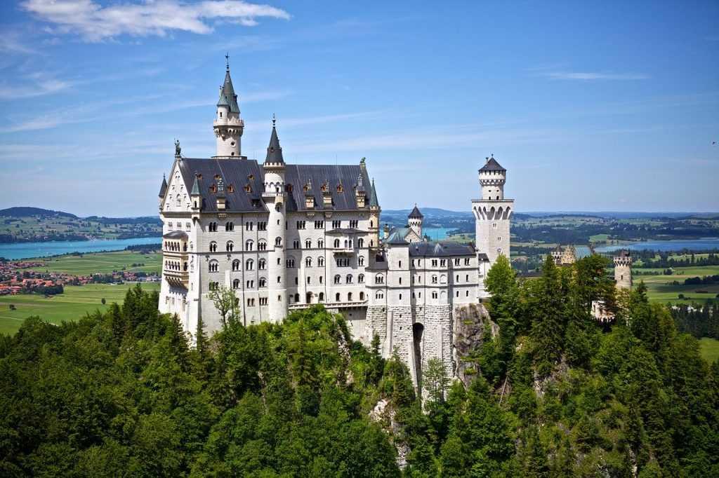 Самый сказочный замок